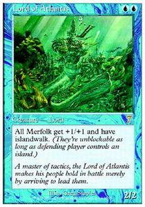 Lord of Atlantis - Foil