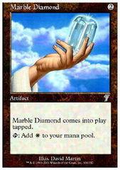 Marble Diamond - Foil