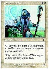 Samite Healer - Foil