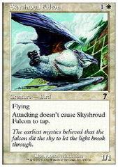 Skyshroud Falcon - Foil