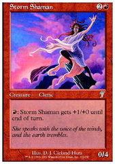 Storm Shaman - Foil
