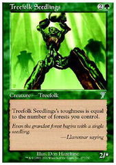 Treefolk Seedlings - Foil