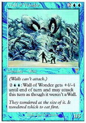 Wall of Wonder - Foil