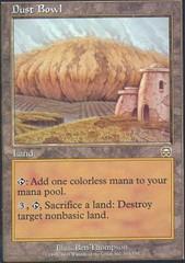 Dust Bowl - Foil