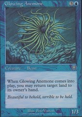 Glowing Anemone - Foil