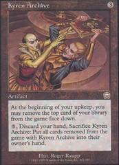 Kyren Archive - Foil