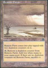 Remote Farm - Foil