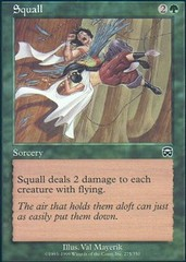 Squall - Foil