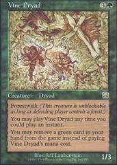 Vine Dryad - Foil