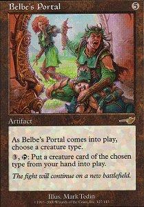 Belbes Portal - Foil