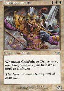 Chieftain en-Dal - Foil