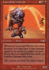 Laccolith Warrior - Foil