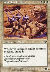 Silkenfist Order - Foil