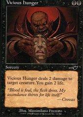 Vicious Hunger - Foil