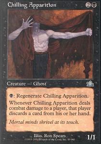 Chilling Apparition - Foil