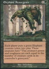 Elephant Resurgence - Foil