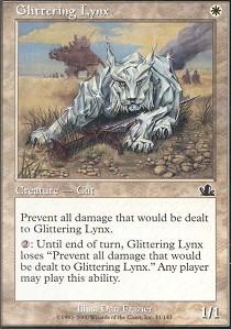 Glittering Lynx - Foil