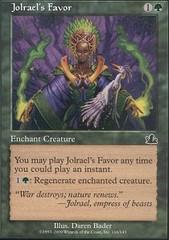 Jolrael's Favor - Foil