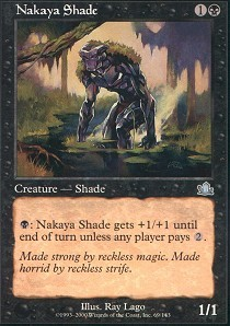 Nakaya Shade - Foil