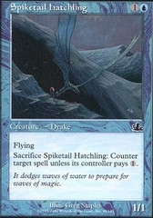 Spiketail Hatchling - Foil