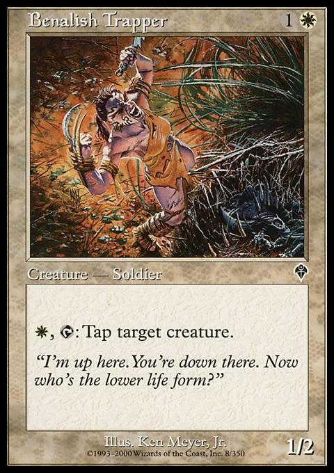 Benalish Trapper - Foil