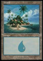 Island (335) - Foil on Channel Fireball