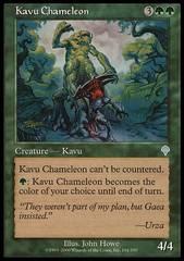 Kavu Chameleon - Foil