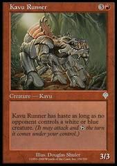 Kavu Runner - Foil