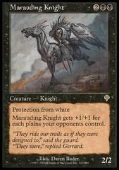 Marauding Knight - Foil