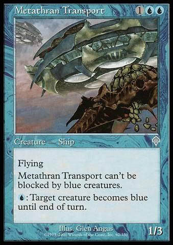 Metathran Transport - Foil
