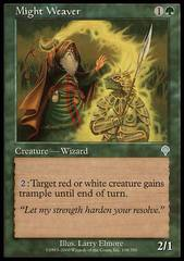 Might Weaver - Foil