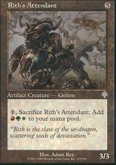 Riths Attendant - Foil
