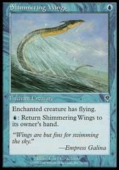 Shimmering Wings - Foil