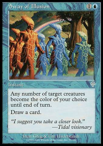 Sway of Illusion - Foil