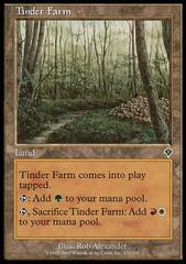 Tinder Farm - Foil