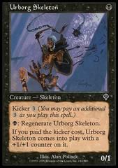 Urborg Skeleton - Foil