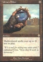 Urza's Filter - Foil