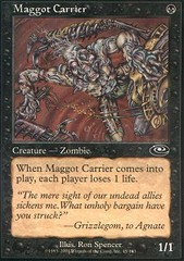 Maggot Carrier - Foil