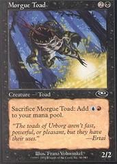 Morgue Toad - Foil