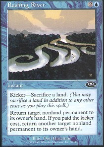 Rushing River - Foil