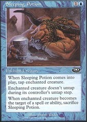 Sleeping Potion - Foil