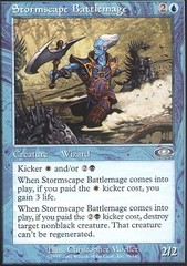 Stormscape Battlemage - Foil