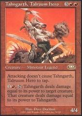 Tahngarth, Talruum Hero - Foil