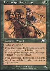 Thornscape Battlemage - Foil