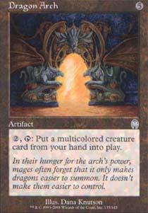 Dragon Arch - Foil