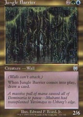 Jungle Barrier - Foil