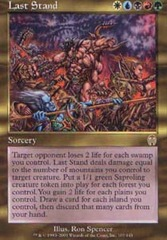 Last Stand - Foil