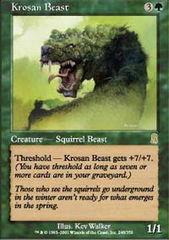 Krosan Beast - Foil