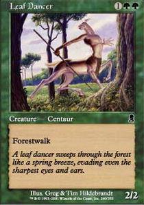 Leaf Dancer - Foil