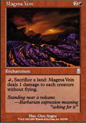 Magma Vein - Foil